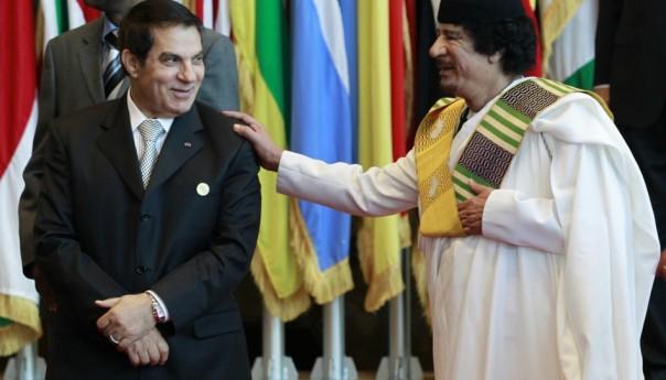 صحفي مغربي يتجسس على القذافي ثم يتحول لجاسوس على ابن علي