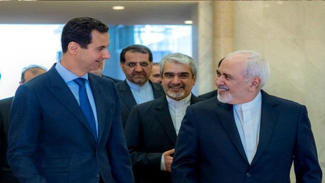 هل هي وساطة ايرانية.. ظريف يعلن انه سينقل فحوى حديثه مع الأسد إلى أردوغان