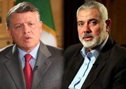 موقع قطري يكشف عن تقارب بين الأردن وحركة حماس على قاعدة