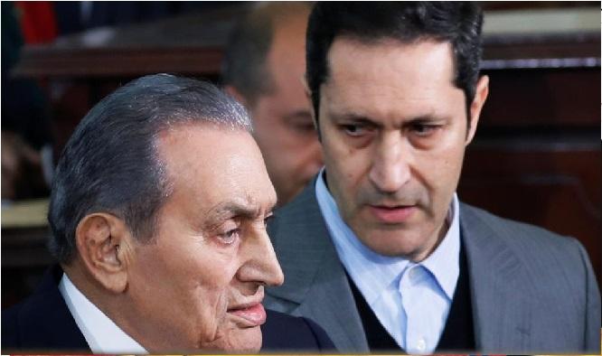 رئاسة الجمهوري المصرية تنعي الرئيس الأسبق حسني مبارك الذي توفي اليوم عن عمر يناهز 91 عاماً