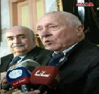 حفيد غورو يلتقي حفيد سلطان الاطرش ويعتذر للشعب السوري عن جرائم جده