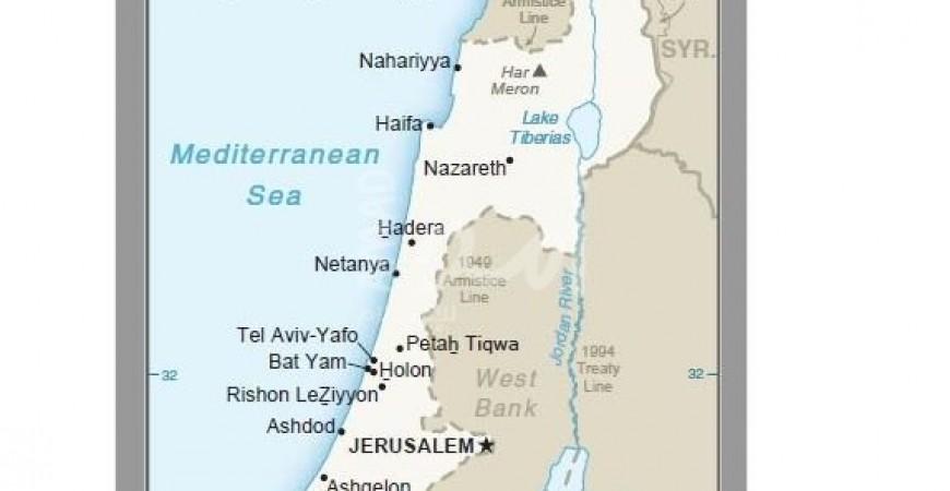 الجولان سورية وستندمون.. أمريكا تصدر خريطة جديدة تضم الجولان لإسرائيل
