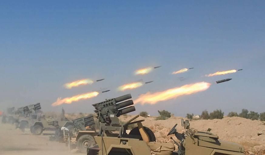 رداً على قصف حلب.. الجيش السوري يطلق 40 صاروخاً لتدمير أرتال جبهة النصرة جنوب إدلب