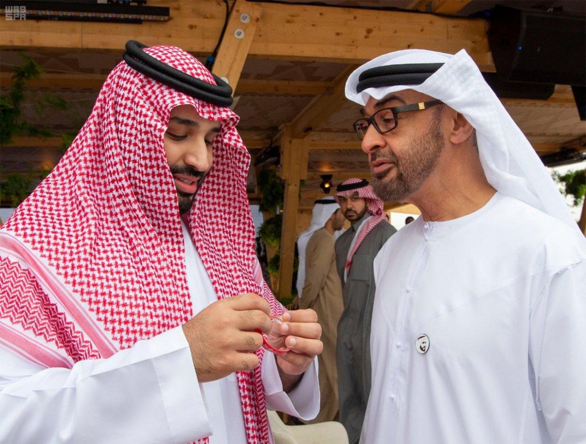 الخارجية الاماراتية تؤكد تصاعد الخلاف بين الملك سلمان وولي عهده وتخشى انهيار