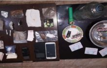 الحملة مستمرة.. القبض على 10 اشخاص بحوزتهم كميات من المواد المخدرة