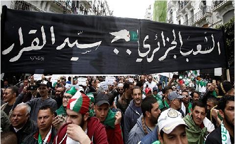 قائد الجيش الجزائري يحذر رئيس المخابرات السابق من التآمر خلال