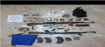 اعتقال شخص مصنف خطر اطلق النار على محولات الكهرباء بمحافظة الكرك