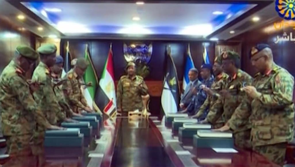 المجلس العسكري السوداني يكلف شركة يملكها ضابط إسرائيلي بتحسين صورته