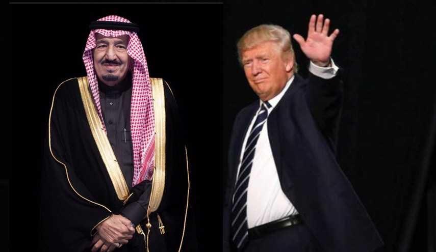 ترامب يرفض فتح تحقيق بمقتل خاشقجي لانه يحتاج لأموال السعودية