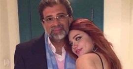ياسمين الخطيب تعلن ان زواجها من خالد يوسف