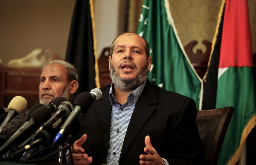 خليل الحية: نتمنى عودة سوريا لدورها الطليعي ونعلن ان العلاقة معها ضرورية لحركة حماس