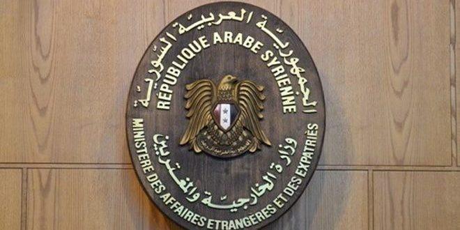 دمشق ترفض بيان القمة العربية حول الوجود الإيراني وتدعو لإدانة الدول الداعمة للارهاب في سورية
