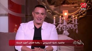 والدة أحمد السقا تبكي وهي تشاهد موتها بمسلسل ولد الغلابة/ فيديو