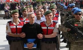 مجزرة قضائية..24 حكماً بالسجن مدى الحياة في محاكمة قادة المحاولة الانقلابية على اردوغان عام 2016