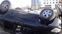 إصابة 18 شخصاً بحوادث تصادم وتدهور في مأدبا وسحاب والبلقاء