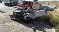 4إصابات بحادث تدهور مركبة بمنطقة ام العمد قرب مأدبا