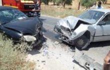 8 اصابات بحادثي تصادم في محافظة الكرك ومنطقة المقابلين بعمان