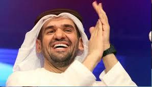 حسين الجسمي يدعي انه كان بصدد تلحين اغنية لوردة الجزائرية