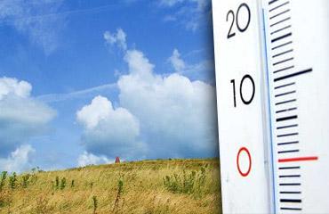 انخفاض طفيف على درجات الحرارة اليوم واخر غدا