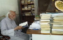 قوة الارادة.. عراقي ينال درجة الدكتوراه في سن الرابعة والثمانين