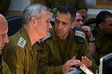 رئيس أركان الجيش الإسرائيلي يدخل اليوم الثلاثاء الحجر الصحي