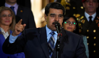 مادورو يكشف ان إسرائيليين قد شاركوا في محاولة فاشلة لاغتياله وقلب نظام الحكم في فنزويلا يوم الاحد الماضي