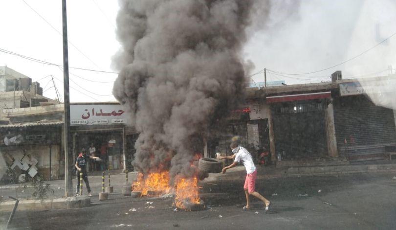 إضراب عام يشلّ سائر المخيمات الفلسطينية في لبنان اليوم، وتواصل الادانات لقرار وزارة العمل التعسفي