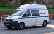 القبض على مطلوب في منطقة اربد بحقه 44 طلباً أمنياً
