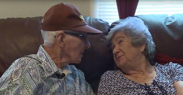 عشرة عُمر.. بعد 71 عاما من زواجهما يرحلان معا في ذات اليوم/ فيديو