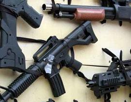 ضبط 750 شخصا و 895 سلاحا خلال الحملة الامنية على مطلقي العيارات النارية