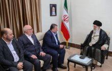اين النظام العربي؟؟.. إيران هي الداعم الاول والوحيد للفصائل الفلسطينية المسلحة