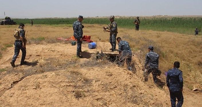 مصرع 8 إرهابيين على حدود العراق مع الأردن وسوريا