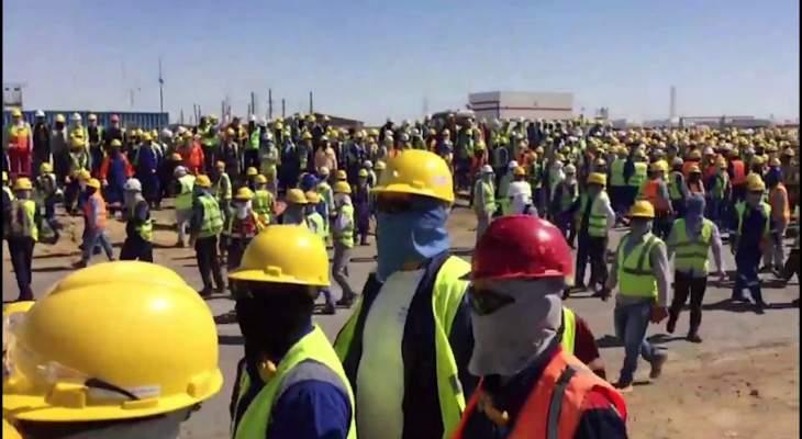 شركات المقاولات الاجنبية المنافسة هي المحرض الخفيللاعتداء على العاملين العرب في كازاخستان