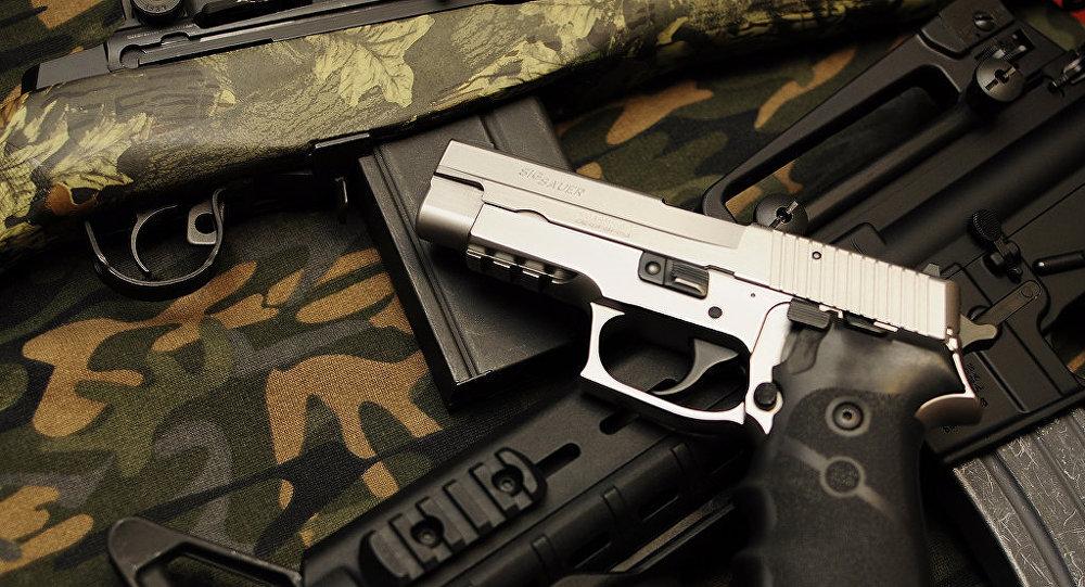 عرض مسدسين عمرهما 4.5 مليار سنة للبيع في مزاد امريكي