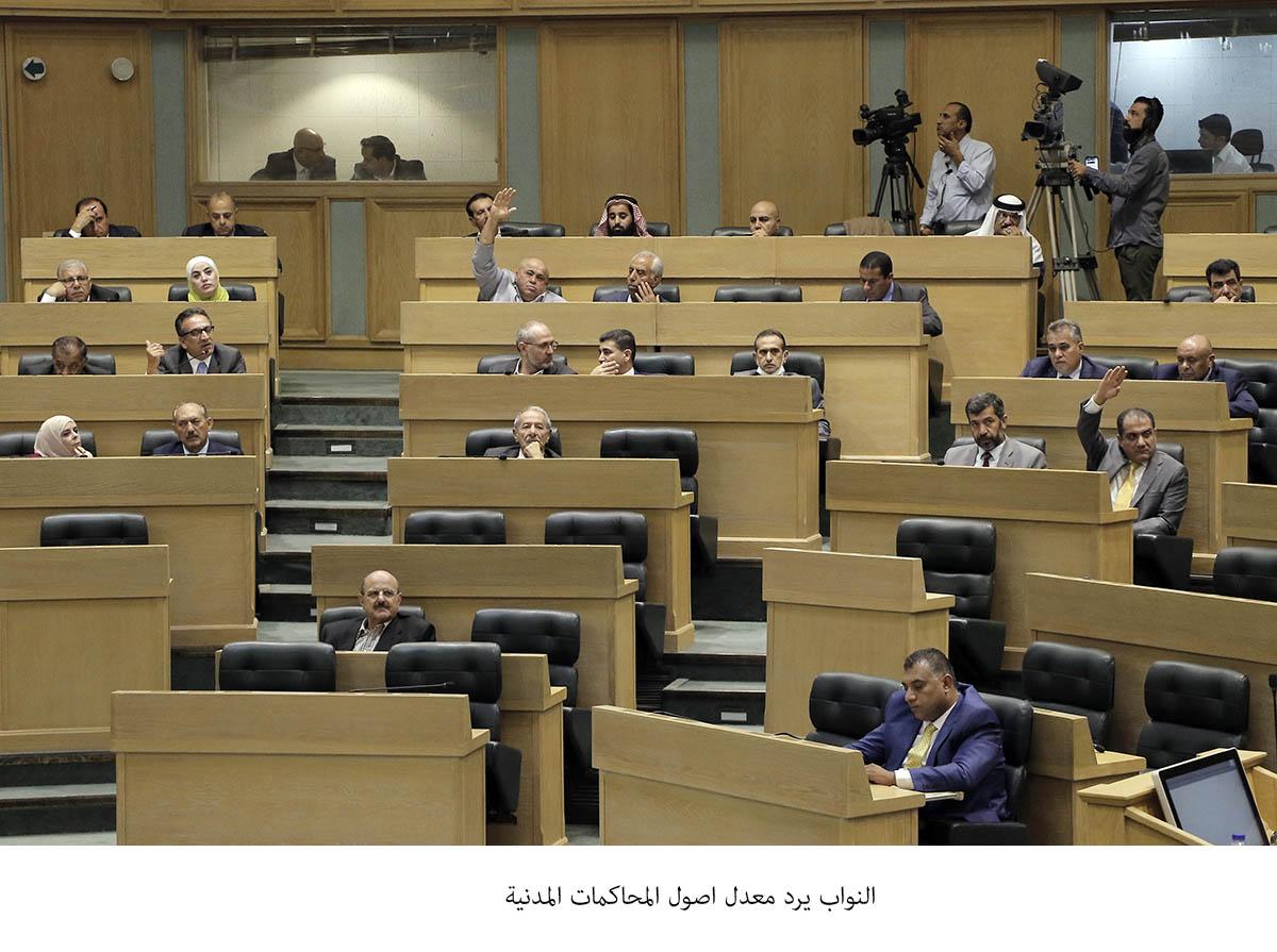انطلاق الدورة الإستثنائية لمجلس الامة بعقد أولى جلسات المجلس النيابي اليوم