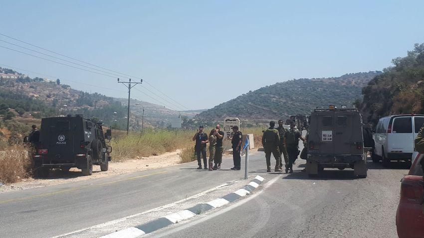 أجهزة الامن الإسرائيلية تعتقل 3 شبان بشبة تنفيذ عملية مستوطنة دوليف