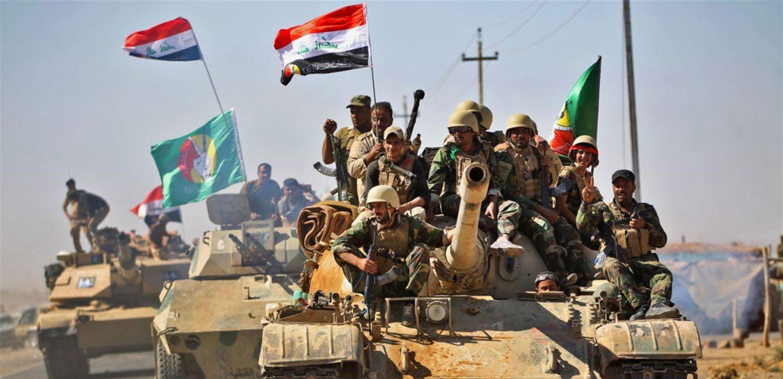 امريكا واسرائيل تستهدفان مقار الحشد الشعبي لاثارة فتنة بالداخل العراقي