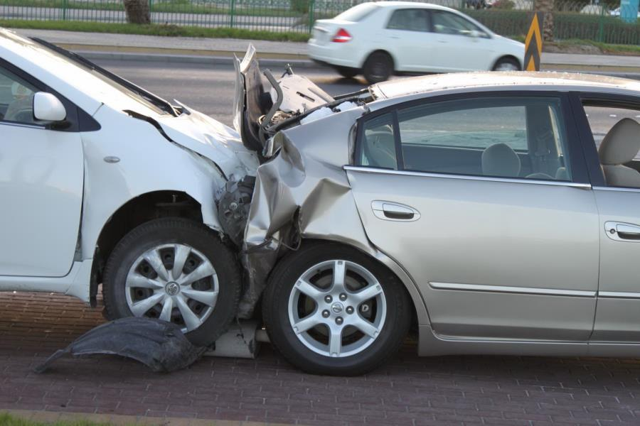 إصابة 12 شخصا بحادثي تصادم في نزول العدسية ومحافظة اربد