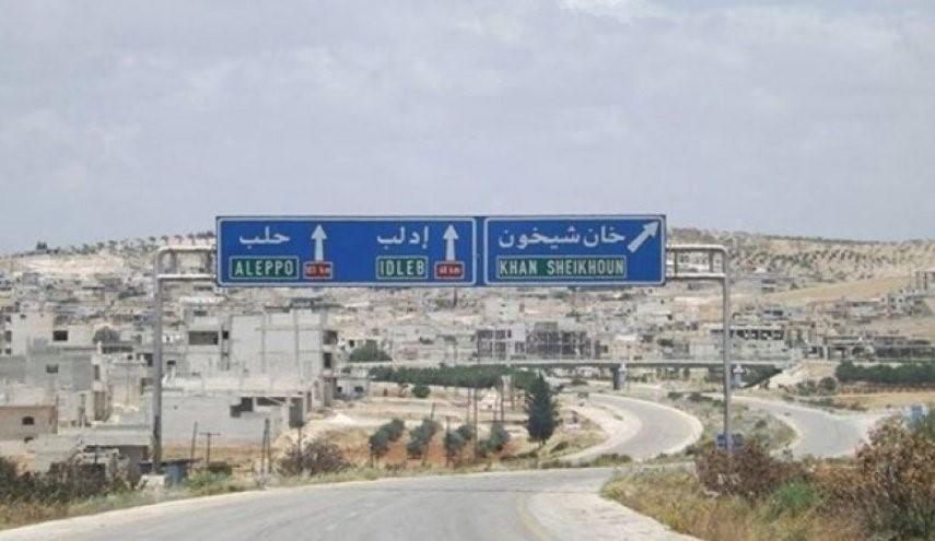 موسكو ترحب بهزيمة الارهابيين وسيطرة الجيش السوري على خان شيخون