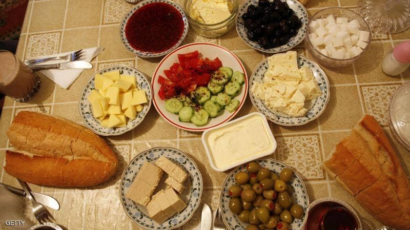 هذا هو أفضل الأوقات لتناول وجبات الافطار والغداء والعشاء