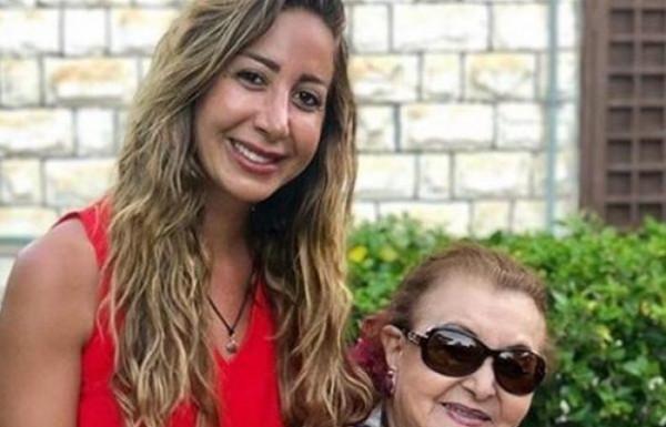 هل تتذكرون الفنانة المصرية الحسناء ليلى طاهر .. هذه صورتها الأن