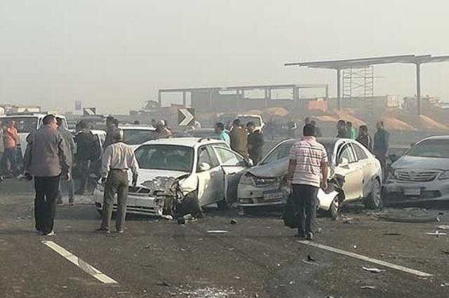 12 إصابة إثر ثلاثة حوادث تصادم ودهس في اربد والعاصمة