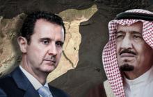 بعدما صمد محور المقاومة وتبعثر حلف عملاء امريكا.. الرياض تنفتح على دمشق