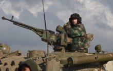الجيش العربي السوري يستعد لدخول مدينة منبج بأسلحته الثقيلة وتسلم النقاط الواقعة تحت سيطرة القوات الكردية