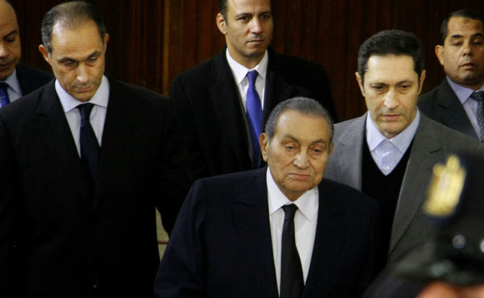 أول حديث بالفيديو للرئيس المصري المخلوع حسني مبارك منذ عزله قبل 8 أعوام