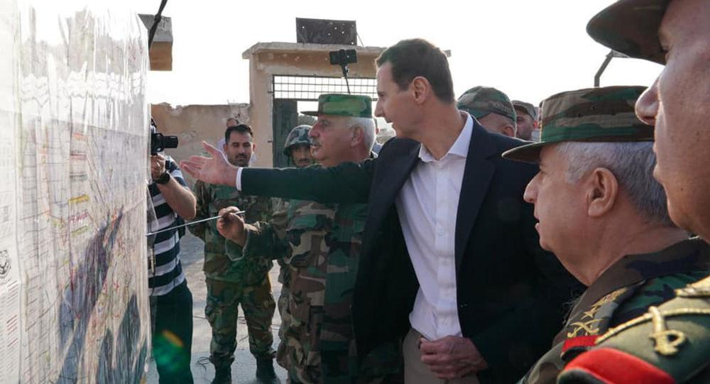 هل بدأ التحرير؟.. الجيش السوري ينفذ عملية عسكرية بريف إدلب ويسيطر على عدة بلدات