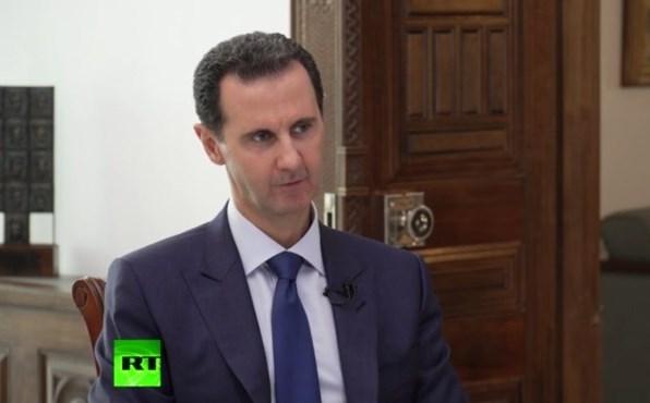 الرئيس الأسد لقناة RT: مسار جنيف خدعة واغلب الشعب السوري يدعم حكومته/ فيديو