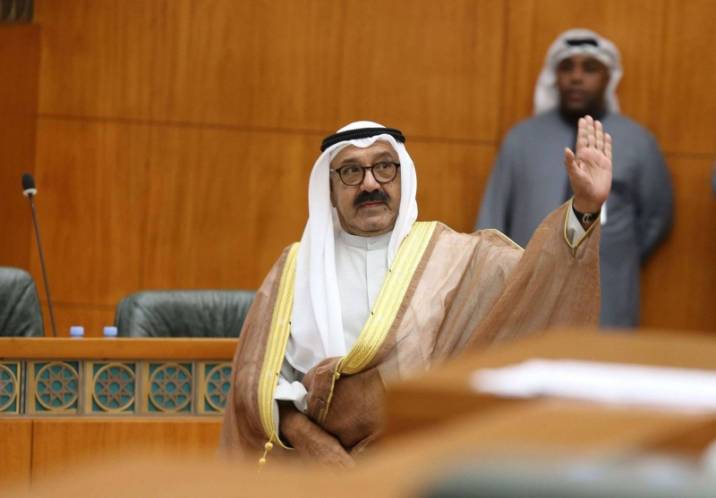 تفاقم الازمة السياسية الكويتية جراء اشتداد الصراع داخل الأسرة الحاكمة