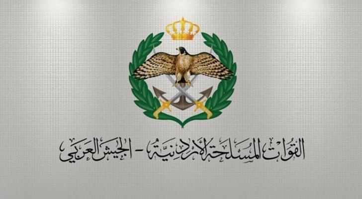 القوات المسلحة تحبط محاولة تسلل من الاردن الى الاراضي السورية