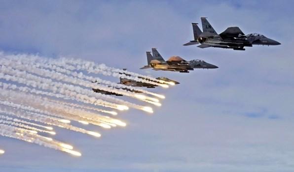 الخارجية الروسية تؤكد أن الطائرات الاسرائيلية المغيرة على سوريا خرقت المجال الجوي للاردن والعراق